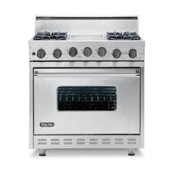 Brand: Viking, Model: VGSC3676BWH, Color: Stainless Steel