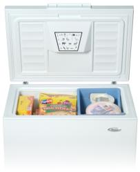 Brand: Whirlpool, Model: EH070FXRQ, Style: 7.0 cu. ft. Chest Freezer