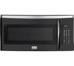 Brand: FRIGIDAIRE, Model: FGMV185KB, Color: Black