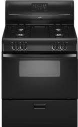 Brand: Whirlpool, Model: WFG114SVT, Color: Black