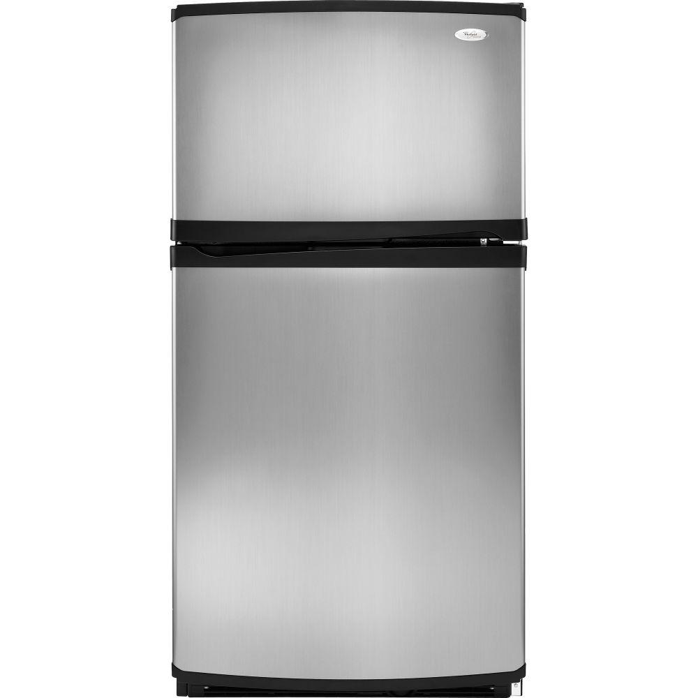 Whirlpool G2ixefmwb 21 7 Cu Ft Top Freezer Refrigerator