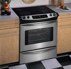 Brand: FRIGIDAIRE, Model: FES367FC, Style: 30