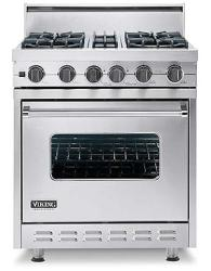 Brand: Viking, Model: VGSC3064BBK, Color: Stainless Steel