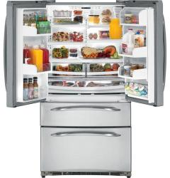 Brand: General Electric, Model: PGSS5NFYSS, Style: 24.9 cu. ft. Refrigerator