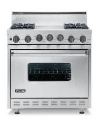Brand: Viking, Model: VGSC3664QSS, Color: Stainless Steel