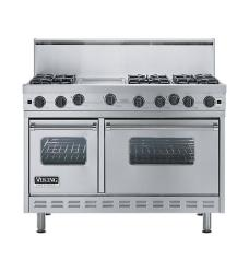 Brand: Viking, Model: VGIC4886Q, Color: Stainless Steel