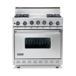 Brand: Viking, Model: VGSC3664GWH, Color: Stainless Steel