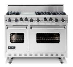 Brand: Viking, Model: VGSC4866QBK, Color: Stainless Steel