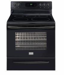 Brand: FRIGIDAIRE, Model: FGEF3031KQ, Color: Black