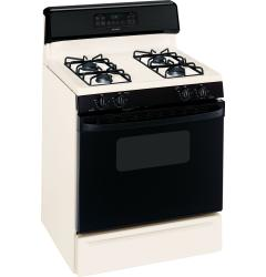 Brand: HOTPOINT, Model: RGB745DEPCT, Color: Bisque