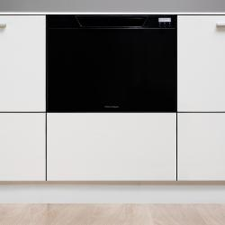 Brand: Fisher Paykel, Model: DD24SCTB6, Color: Black with LCD Display