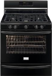 Brand: Frigidaire, Model: FGGF3054KF, Color: Black