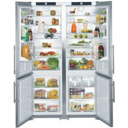 Brand: Liebherr, Model: SBS26S1, Style: 26.0 cu. ft. Side-By-Side Refrigerator