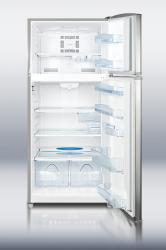 Brand: SUMMIT, Model: FF1625SSIM, Style: No Ice Maker