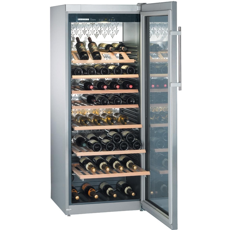 Liebherr Ws13500 26 Quot Freestanding Wine Cabinet With 135