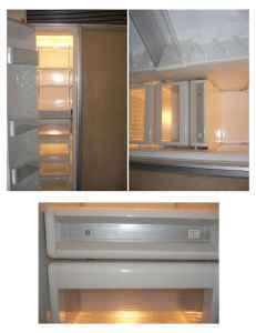 561 Sub Zero 561 Side By Side Refrigerators