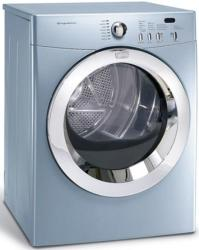 Brand: FRIGIDAIRE, Model: AEQ8000FS, Color: Glacier Blue/Chrome Trim
