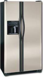 Brand: Frigidaire, Model: FRS6HF55KB, Color: Silver Mist