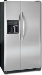 Brand: Frigidaire, Model: FRS6HF55KB, Color: Stainless Steel