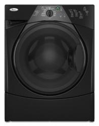 Brand: Whirlpool, Model: WFW8400TE, Color: Black on Black