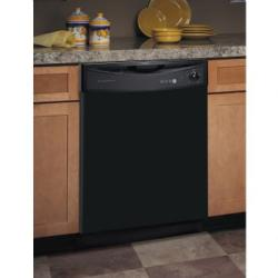 Brand: Frigidaire, Model: FDB1050REC, Color: Black on Black