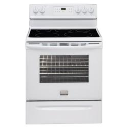 Brand: FRIGIDAIRE, Model: FGEF3031KQ, Color: White