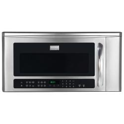 Brand: Frigidaire, Model: FGBM185KF, Color: Stainless Steel