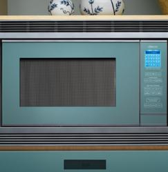 Brand: Dacor, Model: DMT2420S, Color: Slate Green