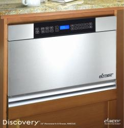 Brand: Dacor, Model: MMD24B, Color: Stainless Steel