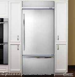 Brand: Dacor, Model: EF36NBSS, Color: Stainless Steel Right Hand Door Swing