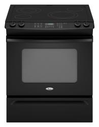 Brand: Whirlpool, Model: GY399LXUQ, Color: Black