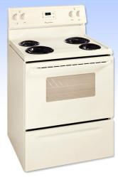 Brand: FRIGIDAIRE, Model: FEF326FB, Color: Bisque