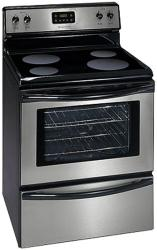 Brand: Frigidaire, Model: FEF336FM, Color: Stainless Steel