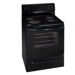Brand: FRIGIDAIRE, Model: FEF368GC, Color: Black-on-Black