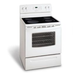 Brand: FRIGIDAIRE, Model: FEF368GC, Color: White-on-White