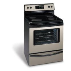 Brand: Frigidaire, Model: FEF368GS, Color: Silver Mist
