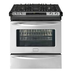 Brand: Frigidaire, Model: FGDS3065KB, Color: Stainless Steel