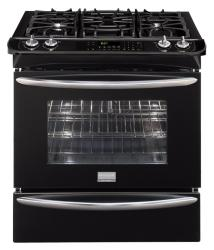 Brand: Frigidaire, Model: FGDS3075KB, Color: Black