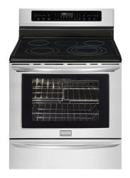 Brand: FRIGIDAIRE, Model: FGEF3057KF, Color: Stainless Steel