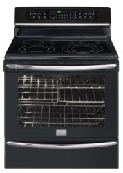 Brand: FRIGIDAIRE, Model: FGEF3077K, Color: Black