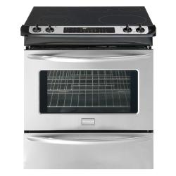 Brand: Frigidaire, Model: FGES3045KB, Color: Stainless Steel