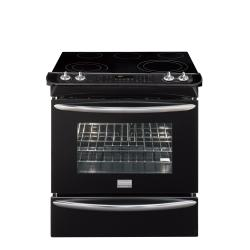 Brand: Frigidaire, Model: FGES3065KF, Color: Black