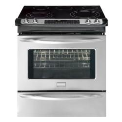 Brand: FRIGIDAIRE, Model: FGES3065KB, Color: Stainless Steel