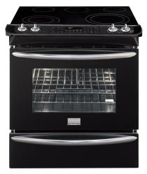 Brand: FRIGIDAIRE, Model: FGES3075KW, Color: Black