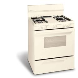 Brand: FRIGIDAIRE, Model: FGF316D, Color: Bisque on Bisque