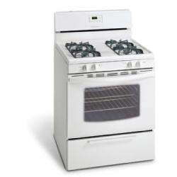 Brand: Frigidaire, Model: FGF337GW, Color: White on White