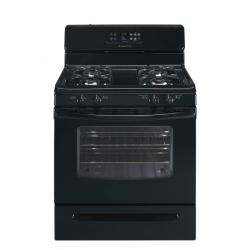 Brand: Frigidaire, Model: FGF368GC, Color: Black