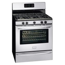 Brand: Frigidaire, Model: FGGF3032KB, Color: Stainless Steel
