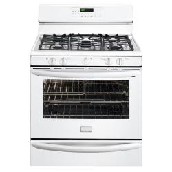 Brand: FRIGIDAIRE, Model: FGGF3054K, Color: White