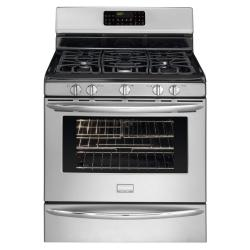 Brand: Frigidaire, Model: FGGF3054KF, Color: Stainless Steel